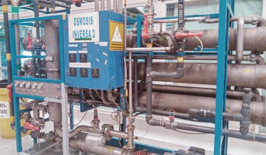 可口可乐FEMSA(RO)工厂