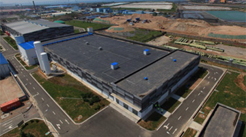 Qingdao SWRO Desalination Plant